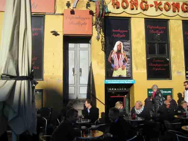 Brothel Copenhagen